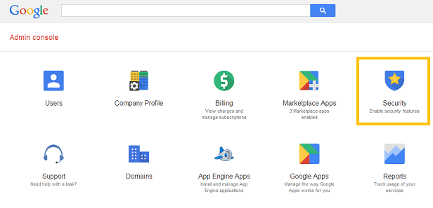 Google Apps Single Sign-On - Papyrs