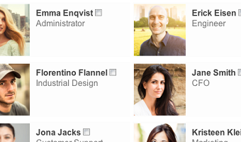 Intranet Employee Directory